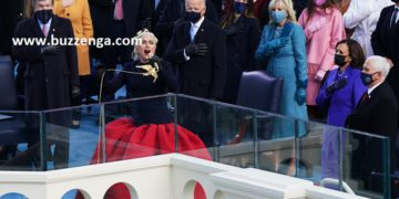 Lady Gaga Has Longstanding Ties To Mr. Biden. | Buzzenga