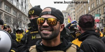 Proud Boys Organizer Arrested For Role in Capitol Attack | Buzzenga