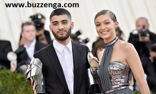 Gigi Hadid and Zayan Malki Revealed their new baby name | Buzzenga