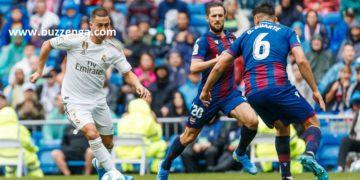 Real Madrid Defeated at Their Home Stadium Santiago Bernabéu | Buzzenga