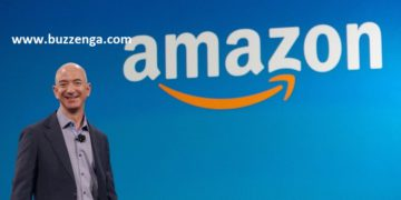 Jeff Bezos is Stepping Down as Amazon's C.E.O | Buzzenga