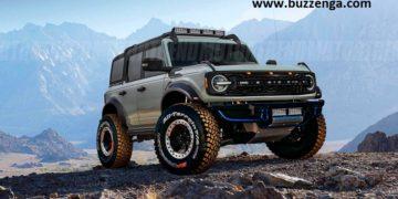 2022 Ford Bronco Raptor / Warthog | Buzzenga