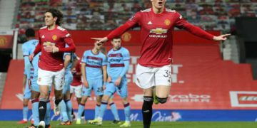 Scott McTominay Leads Manchester United To FA Cup Victory | Buzzenga