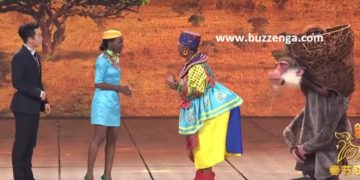 Chinese State TV Involved Dancers Painting Their Face Black Portraying Africans | Buzzenga