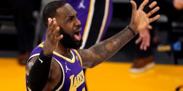 Davis Drives The Lakers Past Grizz By 115-105 | Buzzenga