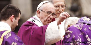 Ash Wednesday Rituals Adjusted For Covid | Buzzenga