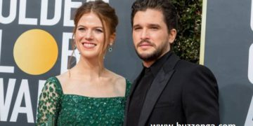 Kit Harington And Rose Leslie Celebrate The Birth Of A Baby Boy