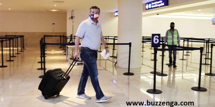 Sen. Ted Cruz Tells He Regrets Visiting Cancún, Mexico | Buzzenga