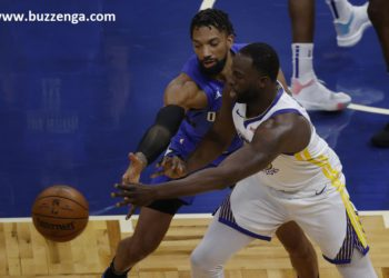 Magic Win Over Warriors 124-120 On Friday night | Buzzenga