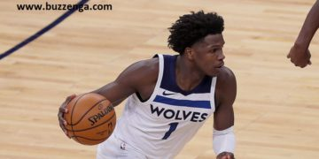 Timberwolves Rookie Anthony Edwards Trends On Twitter | Buzzenga