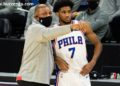 Ben Simmons & Tobias Harris Praises Rookie Isaiah Joe For His Play