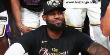 NBA Champion LeBron James Hits Back At Zlatan | Buzzenga