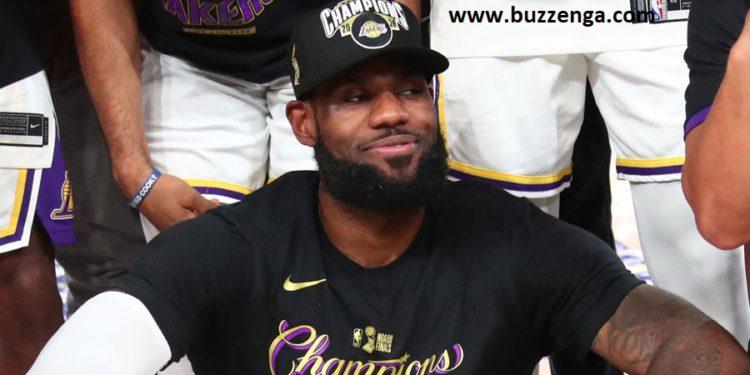 NBA Champion LeBron James Hits Back At Zlatan | Buzzenga