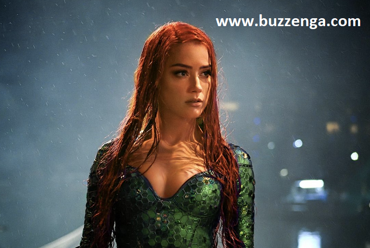 "Amber Heard Fired From ""Aquaman"" 
