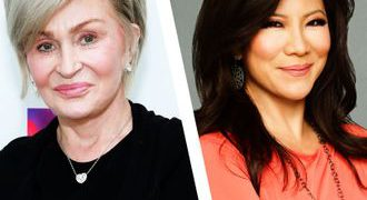 Sharon Osbourne Called Julie Chen 'Wonton,' – Leah Remini | Buzzenga