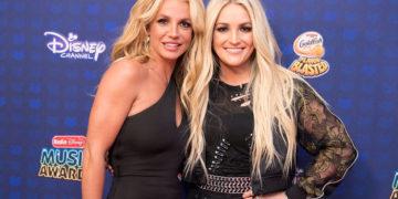 Britney Spears Wished Sister Jaime Lynn Spears A Happy Birthday | Buzzenga