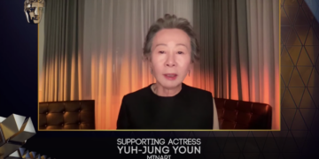 Minari's Youn Yuh-jung Gave the Best BAFTA Acceptance Speech