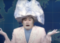 Bowen Yang Is the Titanic Iceberg on 'Weekend Update'