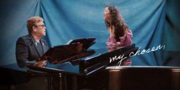 Elton John Joins Rina Sawayama on Chosen Family Duet