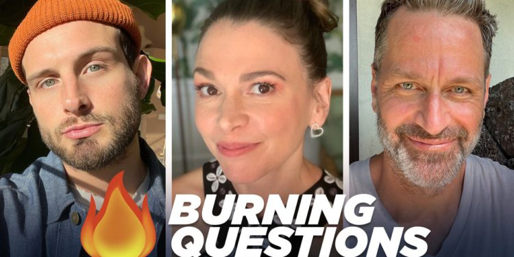Younger Cast Answers Burning Questions For Last Season | Buzzenga