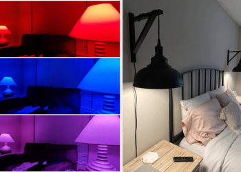 26 Lighting That Don't Require An Electrician | Buzzenga