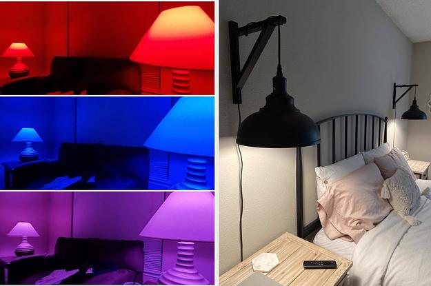 26 Lighting That Don't Require An Electrician | Buzzenga