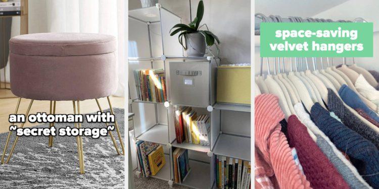 39 Things To Organize Your Bedroom | Buzzenga