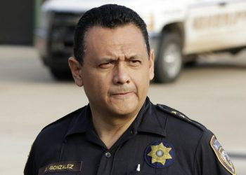 Ed Gonzalez, Sheriff From Houston, To Be Nominated To Lead ICE | Buzzenga